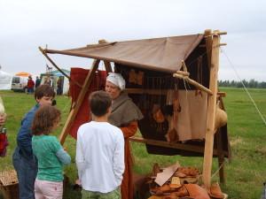 medieval shoemaker