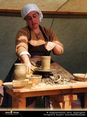 potten bakken - oudenhofmarkt 2014