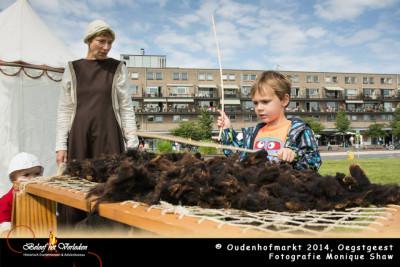 Vlaken - Oudenhofmarkt 2014
