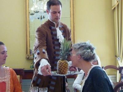 Een bijzonder gerecht: de ananas
