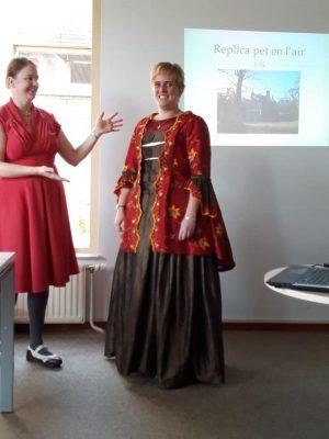 lezing historische kleding
