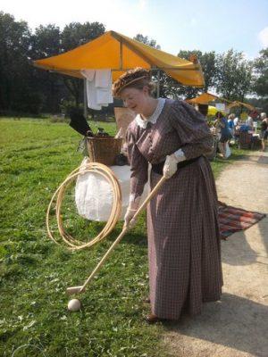 19e eeuwse kinderspelen