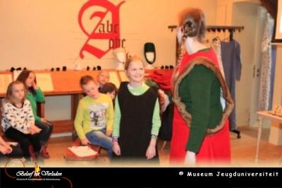 Lezing museum jeugduniversiteit – middeleeuwse kleding