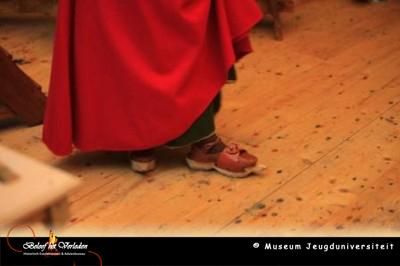 Lezing museum jeugduniversiteit – historische kleding