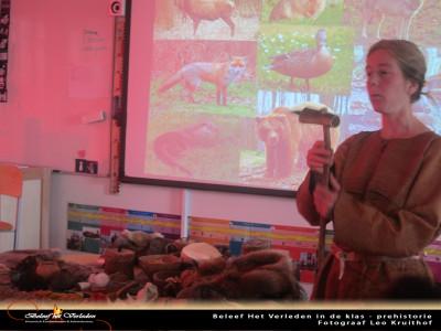 BHV in de klas - prehistorie 13