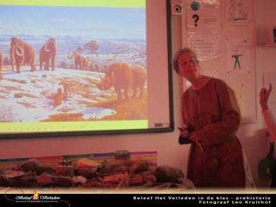 BHV in de klas - prehistorie 14