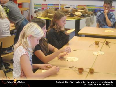 BHV in de klas - prehistorie 4