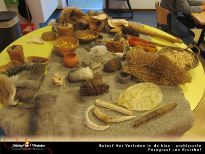 BHV in de klas - prehistorie 6