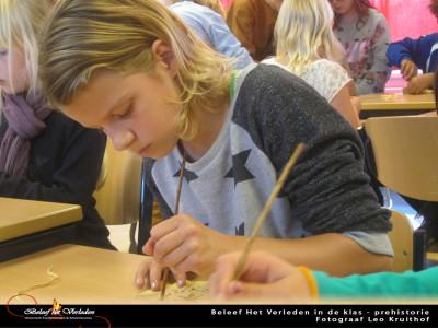 BHV in de klas - prehistorie 8