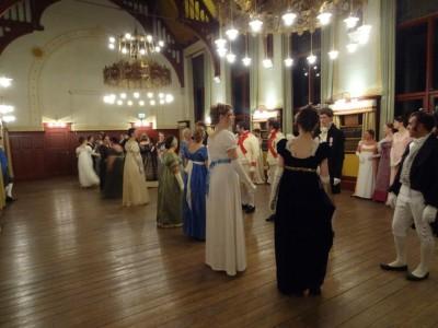Ball and dinner - Keetje Hodshon - bal 5
