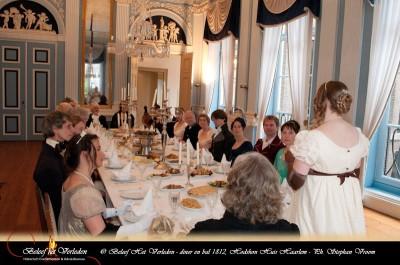 Bal en diner Keetje Hodshon 2012, 01