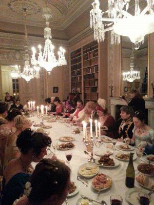 Bal en diner Keetje Hodshon 2012, 02