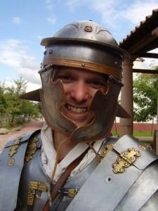 Beleef Het Verleden - Romeinse soldaat