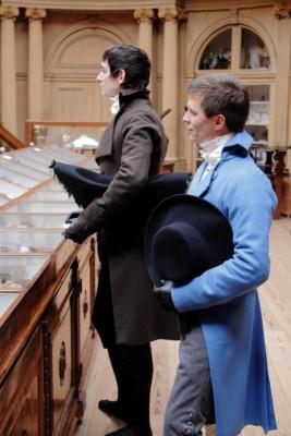 Beleef Het Verleden - bal en diner Keetje Hodshon - bezoek Teylers