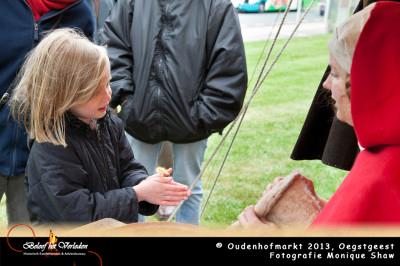 Oudenhofmarkt wol vilten