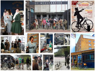 Collage Bizon Bike Company