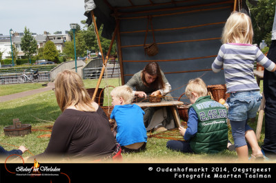 manden maken - Oudenhofmarkt 2014