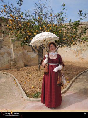 Napoleontische tijd, kostuum