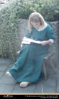 middeleeuws kind