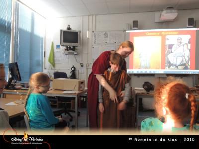 Romein in de klas01