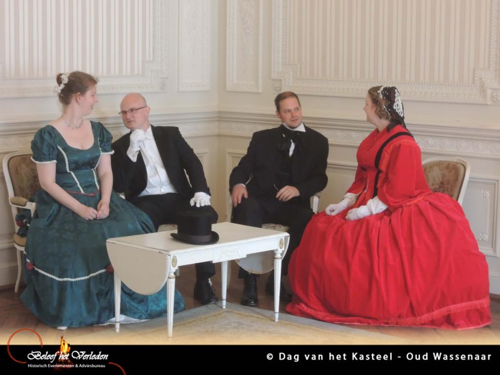 Dag van het Kasteel - Oud Wassenaar 22