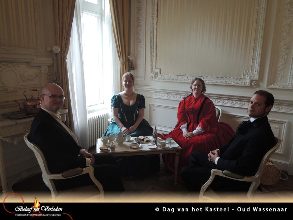 Dag van het Kasteel - Oud Wassenaar 26