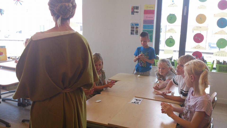 IKC Het Festival Zwolle - Romeinen in de klas 13