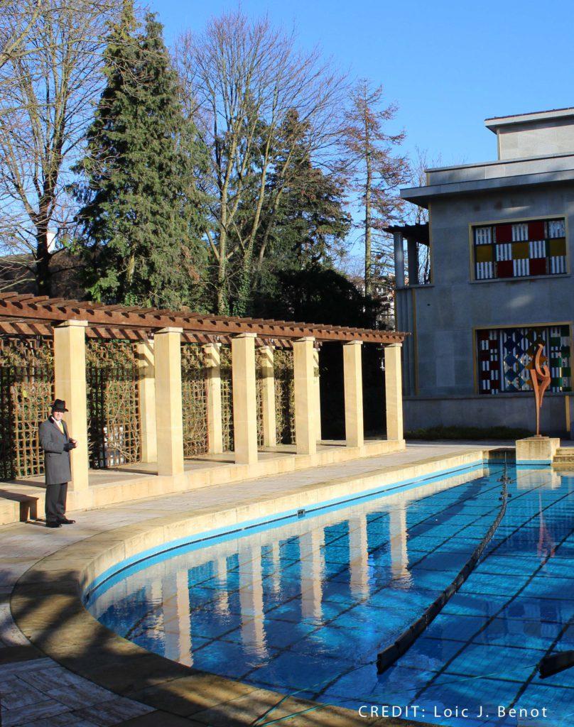 Het openingsweekend van art deco brussel beleef het verleden - Kubieke villa ...