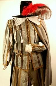 LCC, historische kostuums, marquis louis xiii