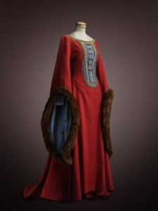 LCC, historische kostuums, middeleeuwen