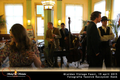 Leiden Vintage Feest 66