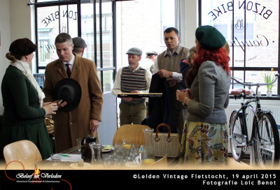 Leiden Vintage Fietstocht 02
