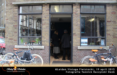 Leiden Vintage Fietstocht 106