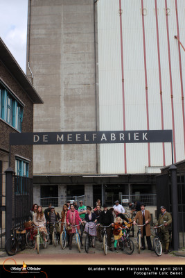 Leiden Vintage Fietstocht 12