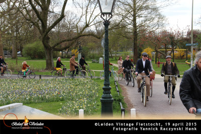 Leiden Vintage Fietstocht 125