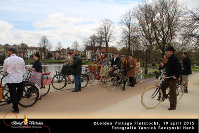 Leiden Vintage Fietstocht 127