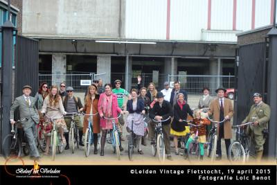 Leiden Vintage Fietstocht 13