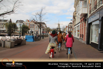 Leiden Vintage Fietstocht 137
