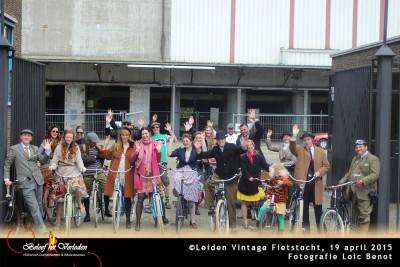 Leiden Vintage Fietstocht 14