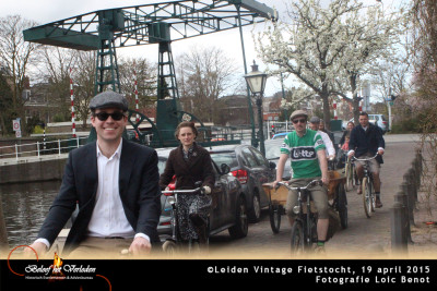 Leiden Vintage Fietstocht 15