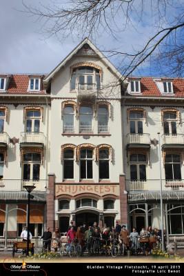 Leiden Vintage Fietstocht 66