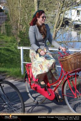 Leiden Vintage Fietstocht 95