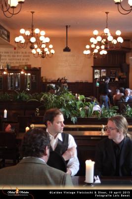 Leiden Vintage Fietstocht en diner 02
