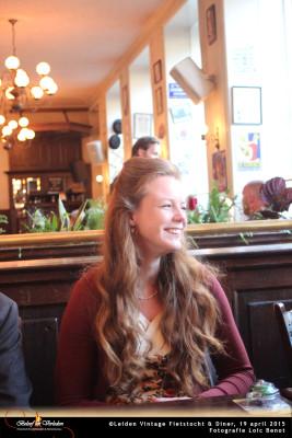 Leiden Vintage Fietstocht en diner 05