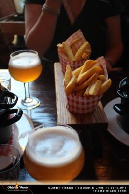 Leiden Vintage Fietstocht en diner 07