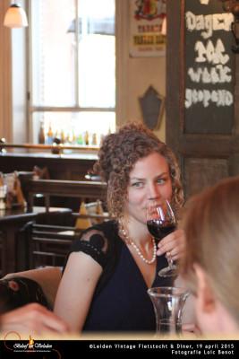 Leiden Vintage Fietstocht en diner 12