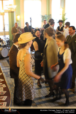 Leiden Vintage feest 09