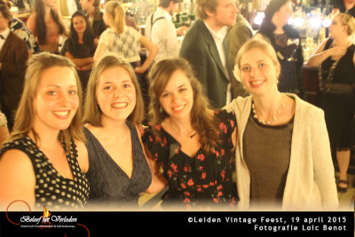 Leiden Vintage feest 25