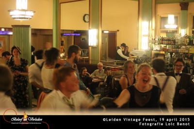 Leiden Vintage feest 57