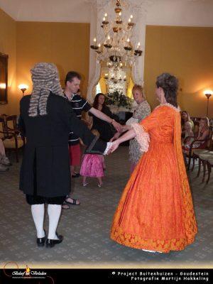 historische dansworkshop